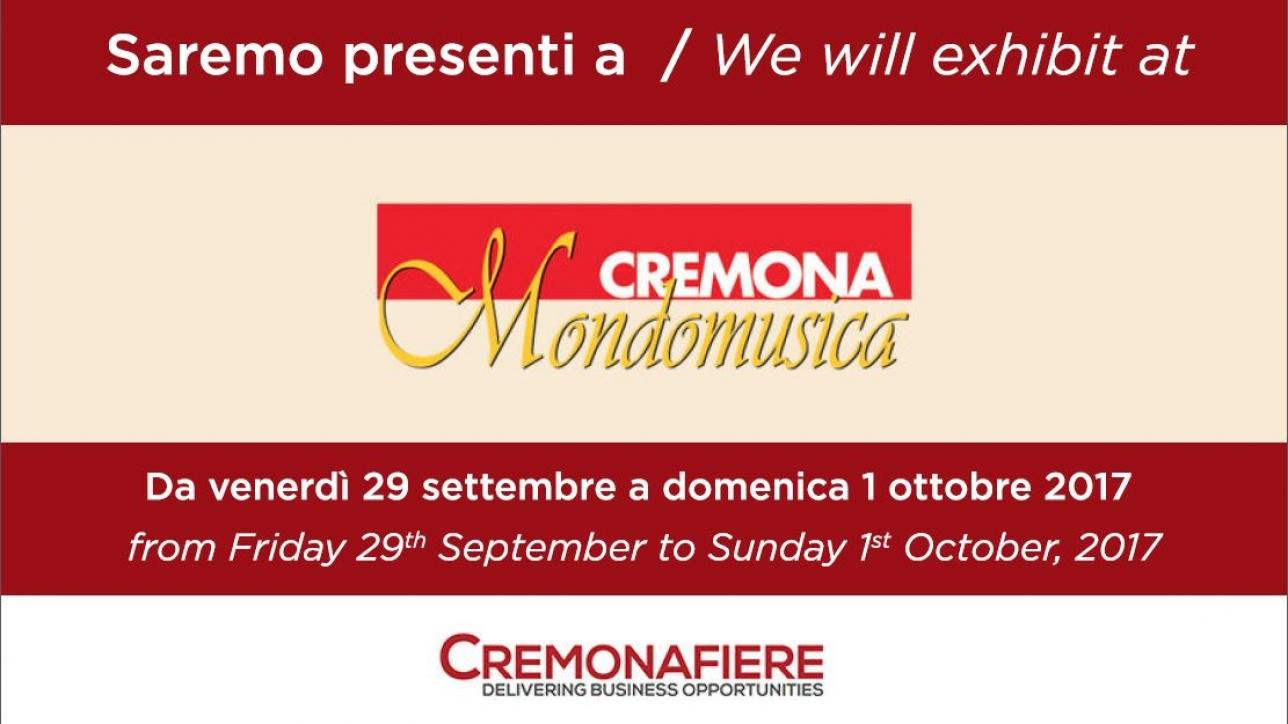 Cremona Mondomusica 2017